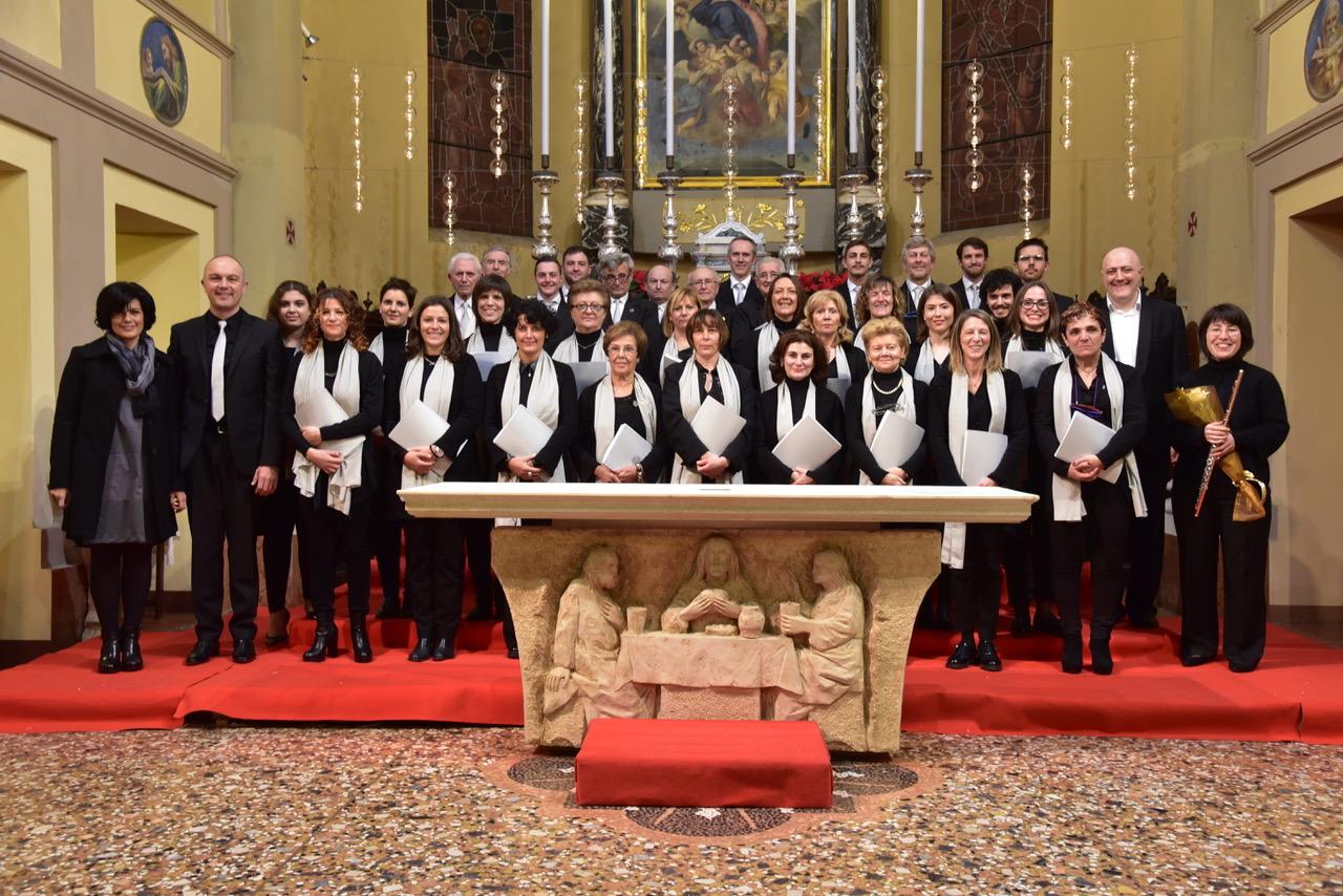 Concerti d'organo 2017 - Schola Cantorum Guglielmetti