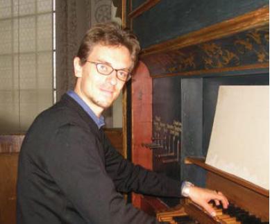 Concerti d'organo 2017 - Mirko Ballico