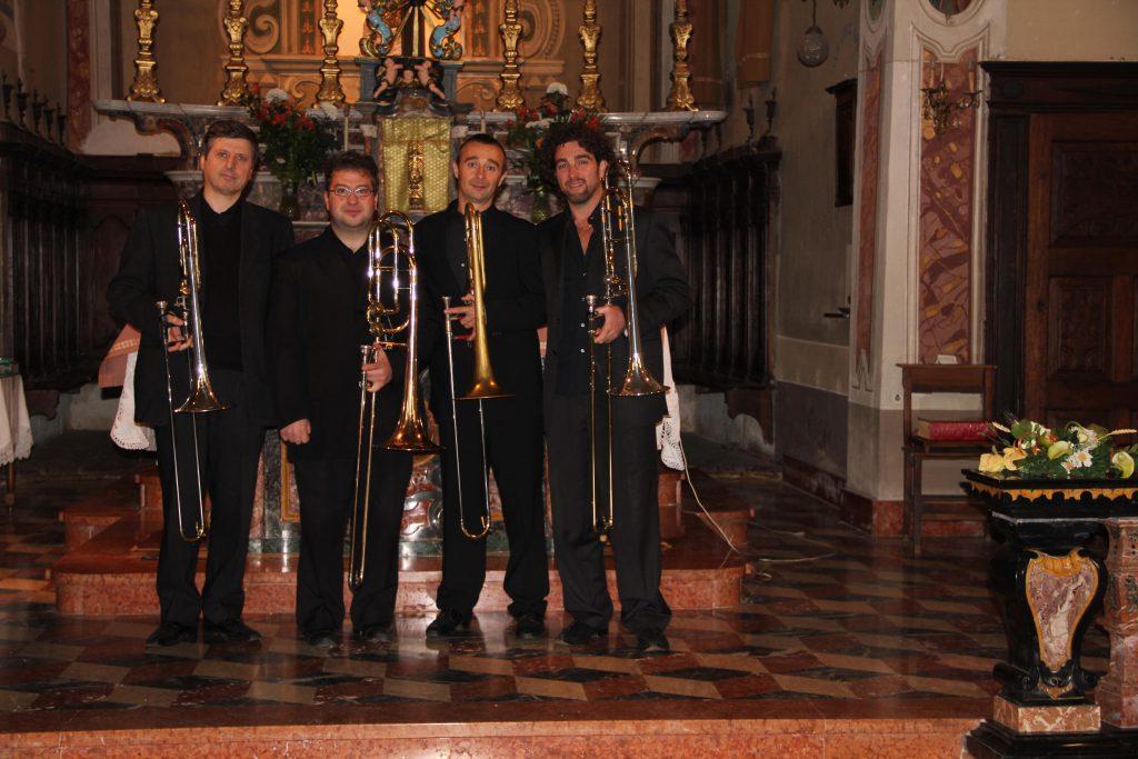 Concerti d'organo 2017 - Quartetto Brachetto
