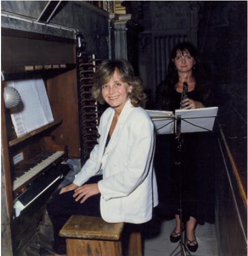 Concerti d'organo 2017 - Elena e Letizia Romiti