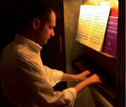 Concerti d'organo 2017 - Alberto Do