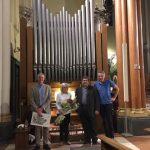 Concerti d'organo 2018 - inaugurazione Madonna del Suffragio