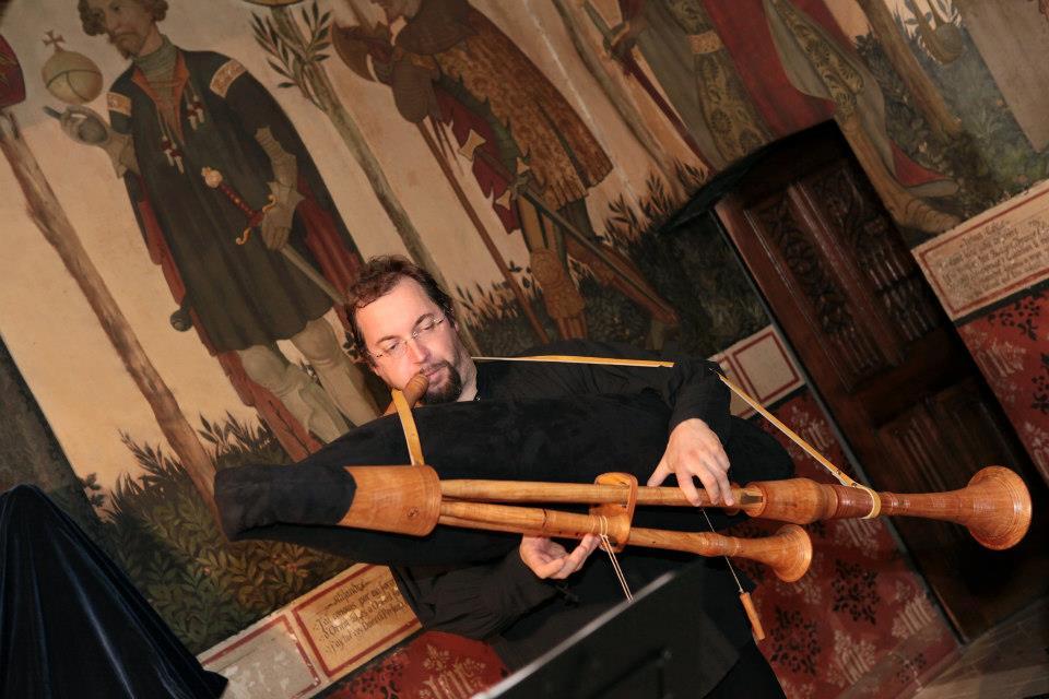 Concerti d'organo 2018 - Alberto Bertolotti