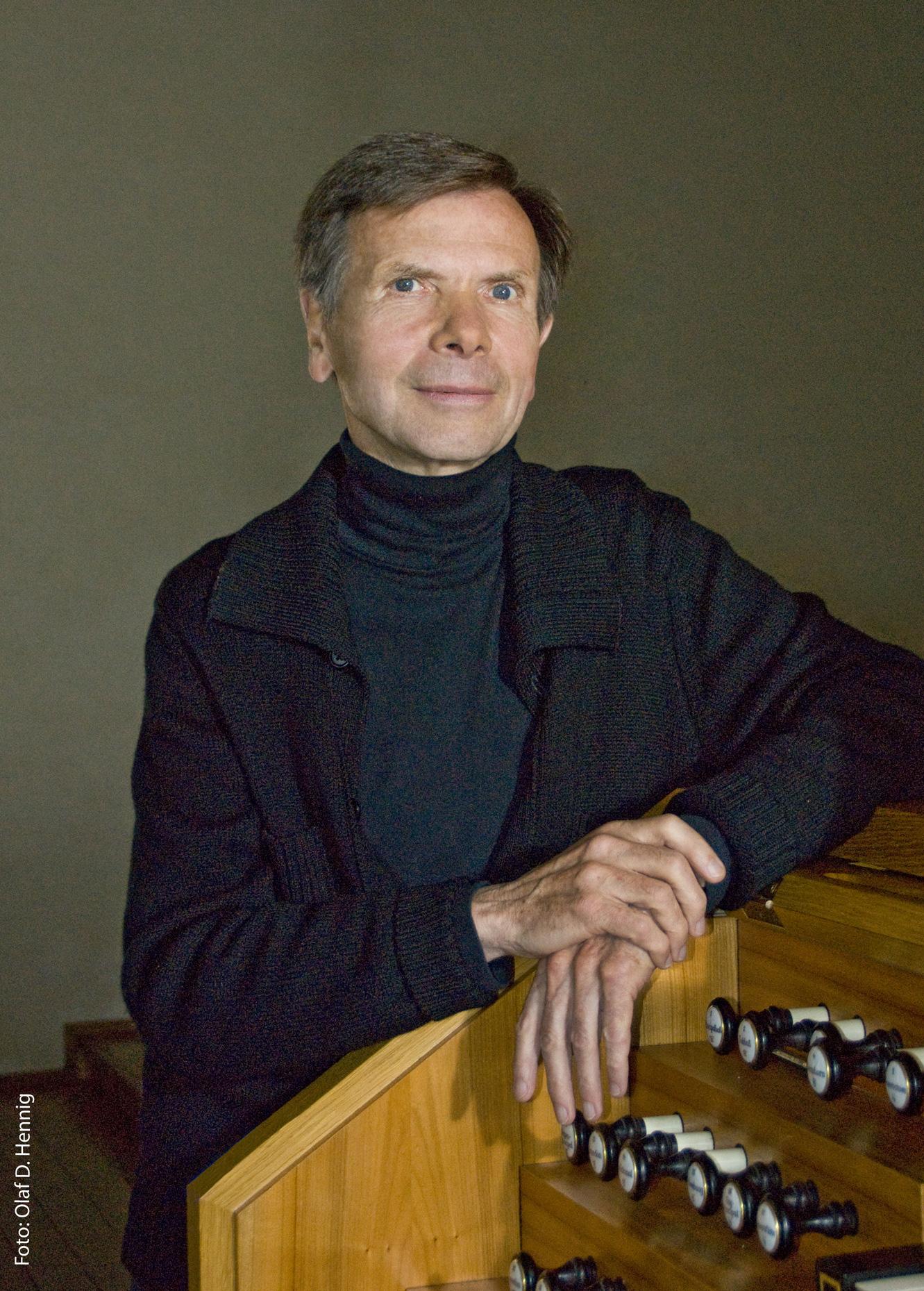 Concerti d'organo 2018 - Jean Paul Imbert