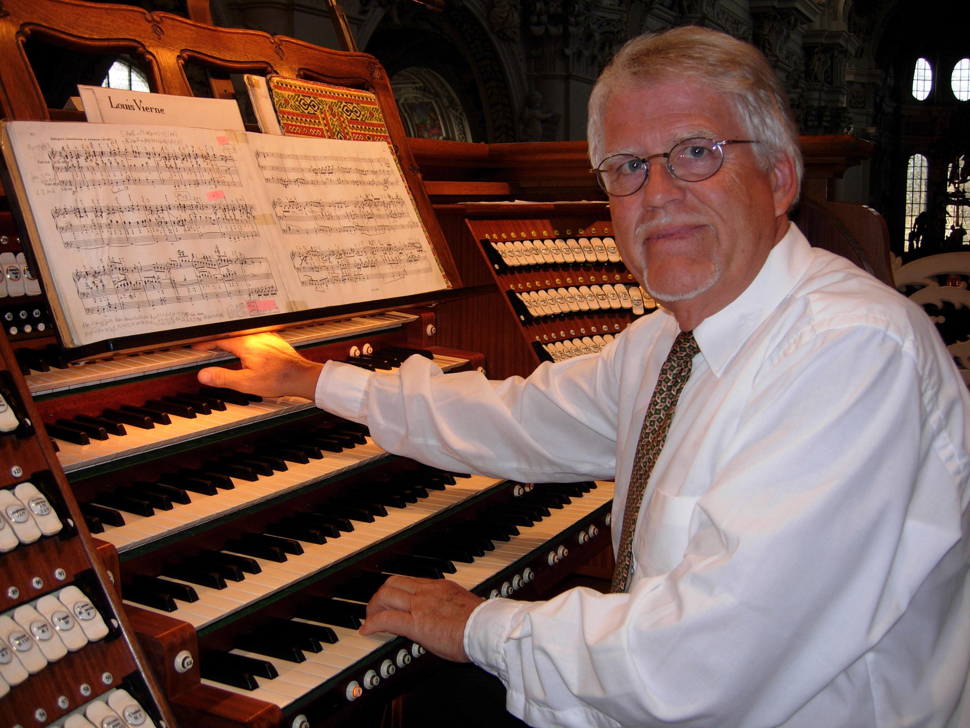 Concerti d'organo 2018 - Olivier Eisenmann