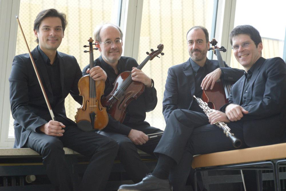 Concerti d'organo 2018 - Ensemble Berlin