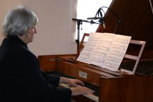 Concerti d'organo 2018 - Hedwig Bilgram
