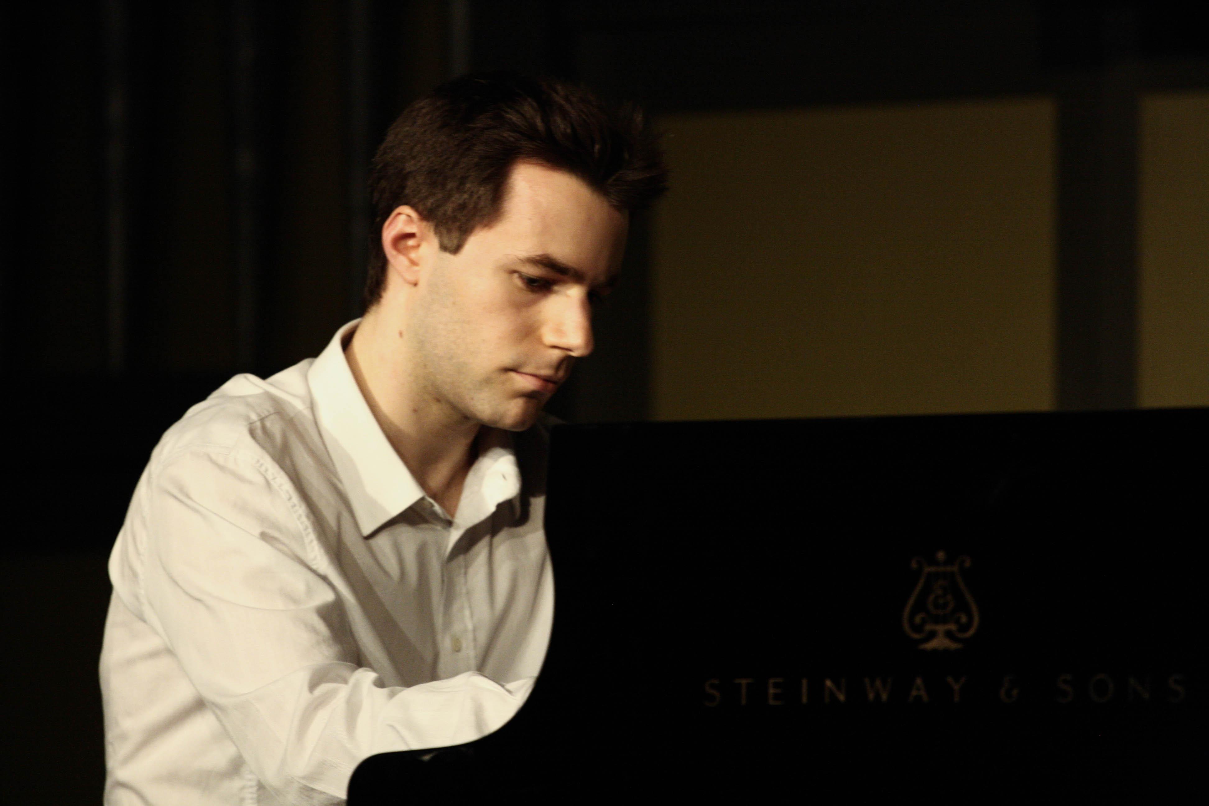 Concerti d'organo 2018 - Danilo Marenco