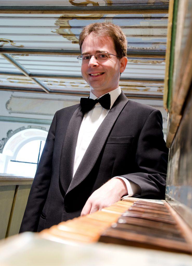 Concerto Zeno Bianchini, organo - 1 settembre 2019