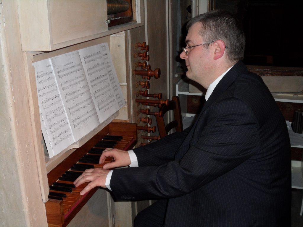 Concerto Gianpaolo Prina - 28 settembre 2019