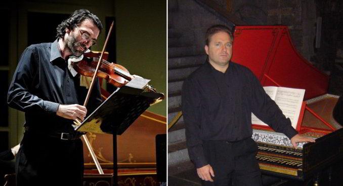 Concerto Maurizio Cadossi e Valentino Ermacora - 29 settembre 2019