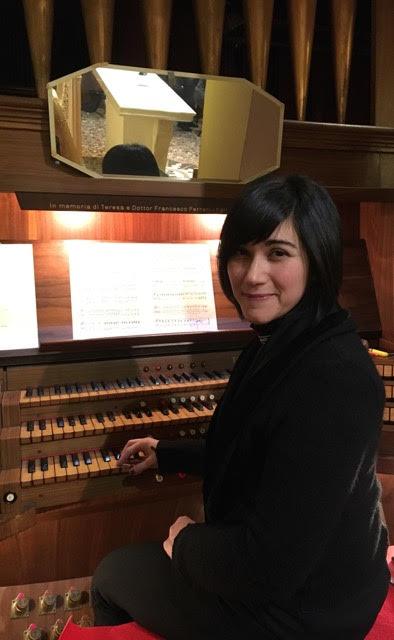 Concerto Daniela Scavio - 18 ottobre 2020