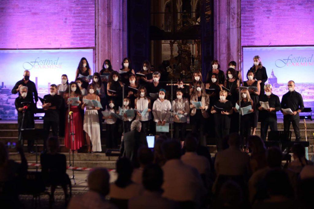 Concerto Kinder Chorus Paolo Perduca, Coro Laeta Consonantia, Daniela Scavio - 12 settembre 2021