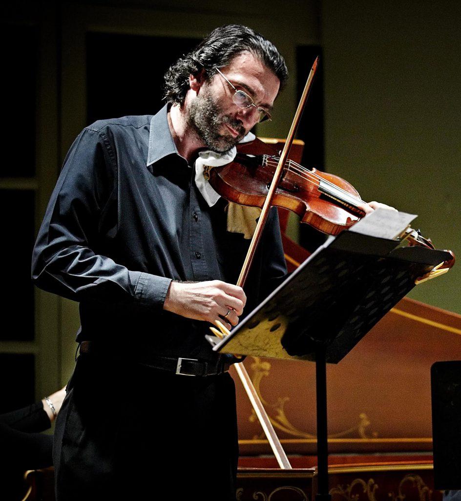 Concerto Ensemble Vox Sonus, Maurizio Cadossi, Letizia Romiti - 19 settembre 2021