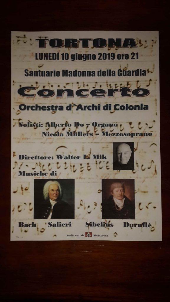 Concerto di Alberto Do - 10 giugno 2019